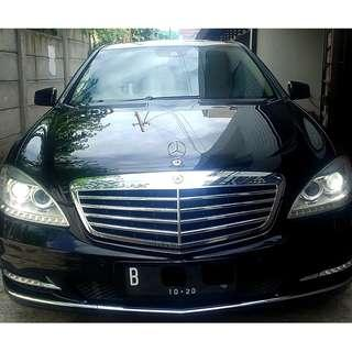 Mercy Mercedes Benz S300 W221 th 2010 Facelift New Model RSE - 3TV