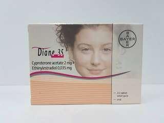 Diane tab 35