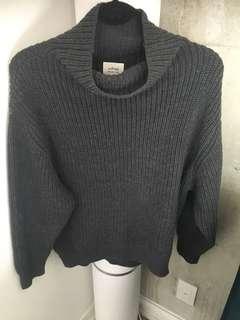 Aritzia- Wilfred Montpellier Sweater
