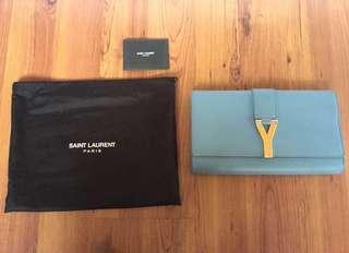 YSL Yves Saint Laurent Clutch