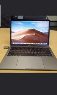 🚚 Mac Pro 13 ins 2017 applecare till 2021