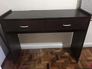 Reduced price - Desk with drawers