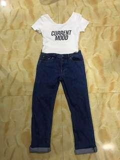 GAP Vintage Button Fly Jeans