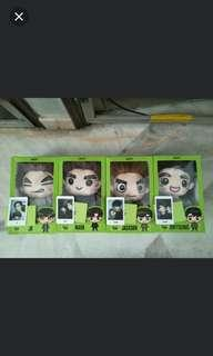 GOT7 MARK GOTOON with pre-order photocard