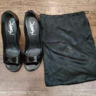 YSL 高踭鞋