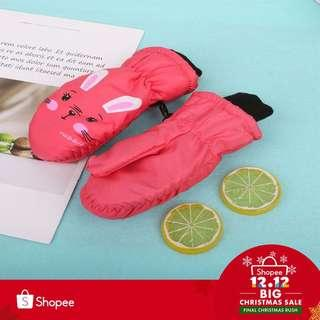 Baby Snow Gloves Water Proof Wind Proof