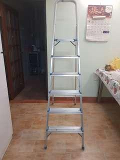 Aluminium Household 6 steps ladder