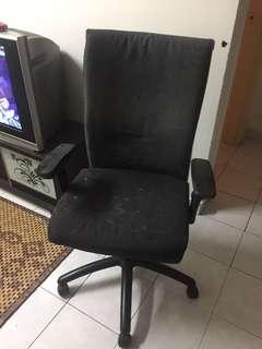 GOOD CONDITION! Office Chair | BLACK COLOUR