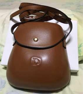 Sling Bag Brown Color