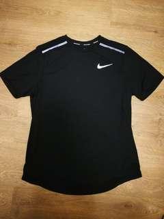(XL) Men's Nike Running Dri-fit Tee  男子跑步快乾tee加大碼