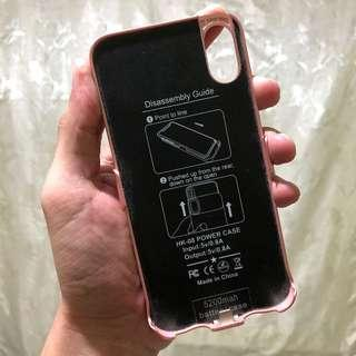 iPhone X or Xs Powerbank Case