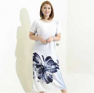 White Senepa Dress