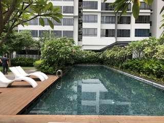 Subang  2bedroom partly furniture