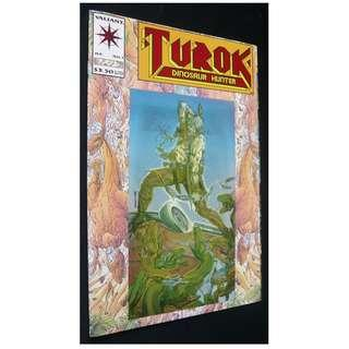 Turok: Dinosaur Hunter (1993) #1 (Valiant) Comic
