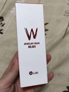 🚚 W.Lab 名模聚光妝前精華55ml(紅