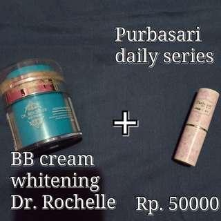Bb cream whitening dr. Rochelle