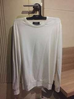 Pull & Bear White Sweater