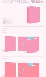 MAP OF THE SOUL : PERSONA ALBUM