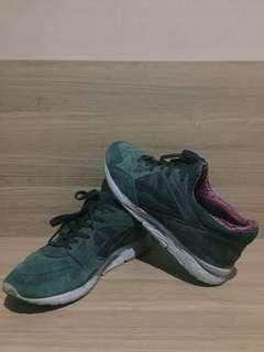 Asics Gel-V (Green Christmas Edition)