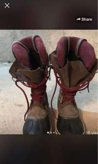 SOREL Winter Boots. Worn only one season off and on