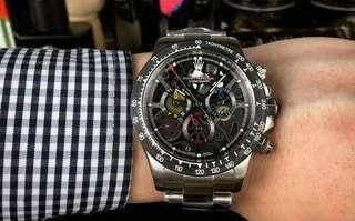Rolex daytona la montoya limited edition