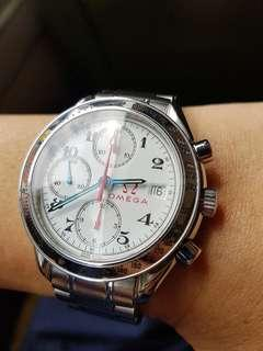 """🚚 OMEGA Speedmaster Date Olympic Series """"Los Angeles 1932"""" Limited Production."""