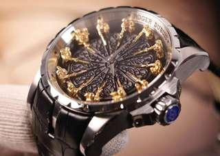 Roger dubuis excalibur knights
