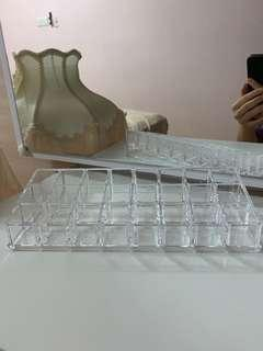 Lipstick holder Organizer
