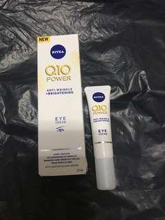 NIVEA Q10Plus抗皺修護眼霜