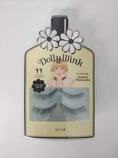 BNIB Dolly Wink Lashes