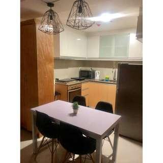 Female bedspace and condo sharing in Mckinley Hill near Venice mall