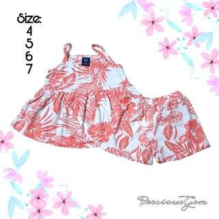 🚚 Pink Tropical Set