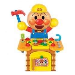 🇯🇵日本直送 ANPANMAN 麵包超人工具箱玩具 (3歳以上)