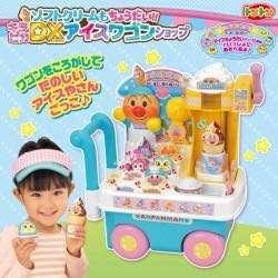 🇯🇵日本直送 Anpanman 麵包超人 2way 組立式 滑板車 / 3輪車 玩具 2歲 以上 ( 重量制限20kg)
