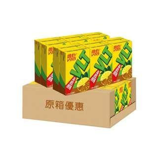 維他檸檬茶 一排6包排 平均只需6.725