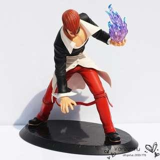 King of fighter figure