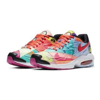 Authentic Nike Air Max 2 Light QS Atmos
