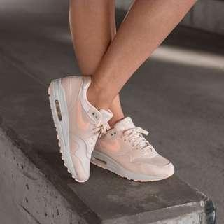 Authentic Nike Air Max 1 Pink