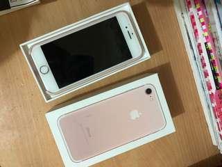 Unlocked iPhone 7 128gb