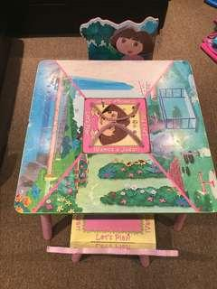 Kids Dora table