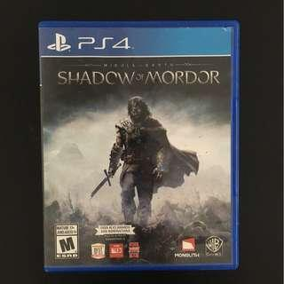 Shadow of Morder (PS4)