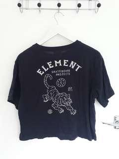 Element Cropped Tee