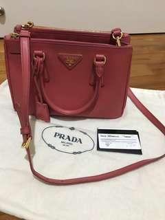 (Open to trade) Prada Saffiano Lux Leather Mini Tote Bag BN 2316