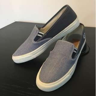 Fred Perry Mens Slip-on Shoes (Size 9)