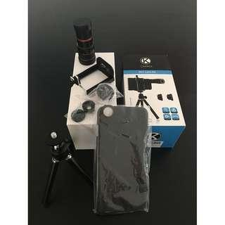 4 in 1 Lens Kit incl 8x magnification - iPhone 6 Plus
