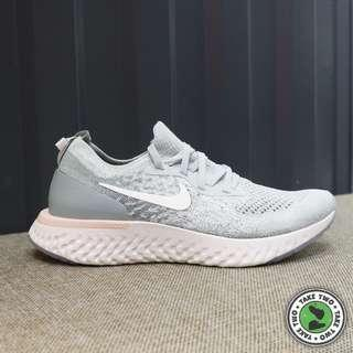 Nike Epic React Flyknit 薄荷綠 慢跑鞋 女生限定