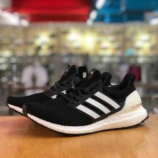 Adidas Ultra Boost 4.0 愛迪達 男鞋 女鞋 黑白 粉紅 灰 藍 橄欖綠 純白 彩虹