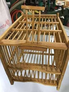 鳥/雀籠 bird cage
