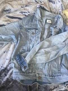 Light Wash Blue Insight Denim Jacket