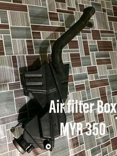 KTM DUKE 200 Air Filter Box
